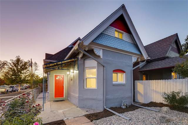 503 Galapago Street, Denver, CO 80204 (#3418511) :: Mile High Luxury Real Estate