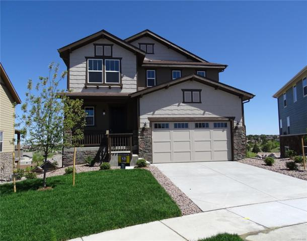 24355 E Links Place, Aurora, CO 80016 (#3423516) :: The DeGrood Team