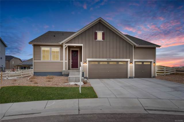 27235 E Easter Place, Aurora, CO 80016 (MLS #3424352) :: 8z Real Estate