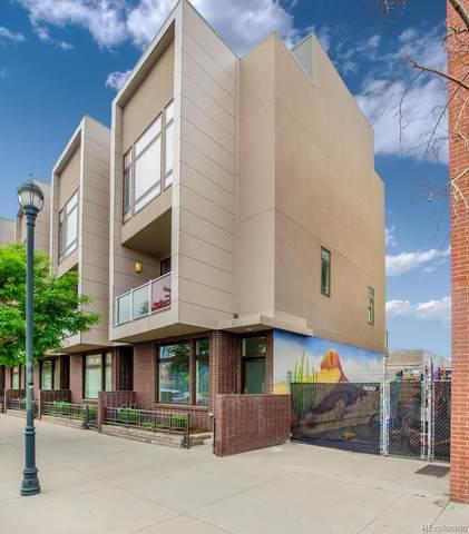 2551 Larimer Street, Denver, CO 80205 (#3424780) :: The DeGrood Team