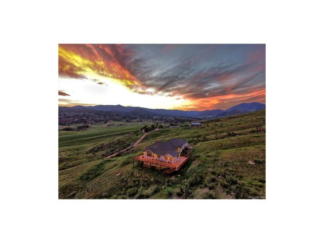 362 Blue Mountain Road, Lyons, CO 80540 (MLS #3426148) :: 8z Real Estate