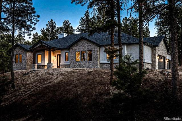 245 S Big Meadow Trail, Franktown, CO 80116 (MLS #3429624) :: 8z Real Estate