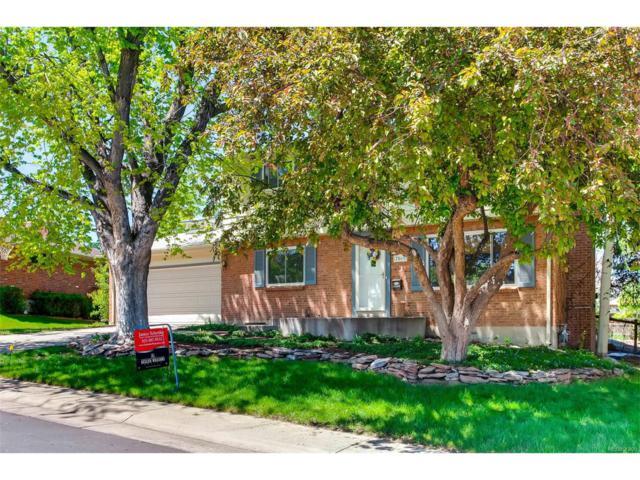 7069 S Tamarac Court, Centennial, CO 80112 (MLS #3445914) :: 8z Real Estate