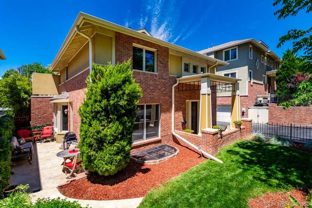 685 Clarkson Street, Denver, CO 80218 (MLS #3447734) :: 8z Real Estate