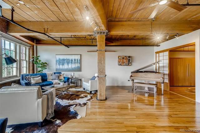 1616 14th Street 3D, Denver, CO 80202 (#3461017) :: Kimberly Austin Properties