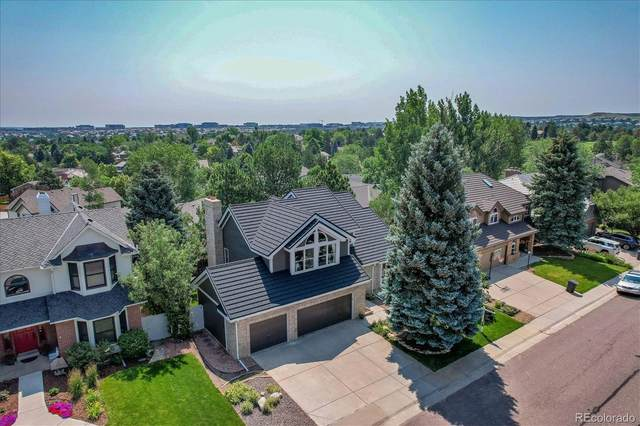 9238 Sagebrush Trail, Lone Tree, CO 80124 (#3461733) :: You 1st Realty