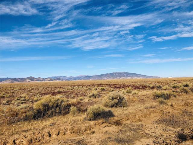 40 Acre #2 County Road Aa, Capulin, CO 81124 (MLS #3465898) :: 8z Real Estate