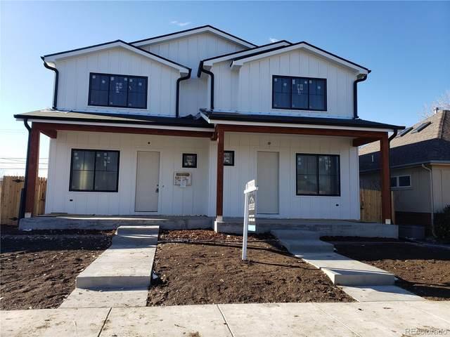2571 S Cherokee Street, Denver, CO 80233 (MLS #3466411) :: 8z Real Estate
