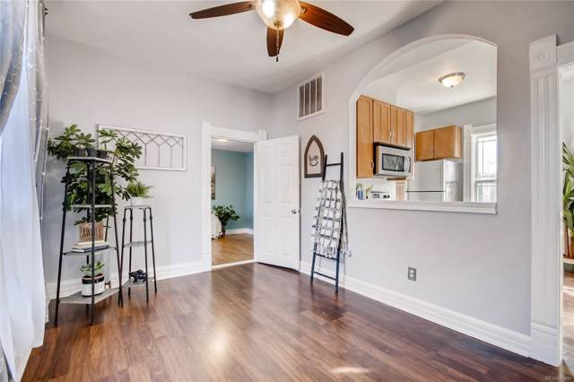 1538 N High Street #2, Denver, CO 80218 (MLS #3480403) :: Colorado Real Estate : The Space Agency