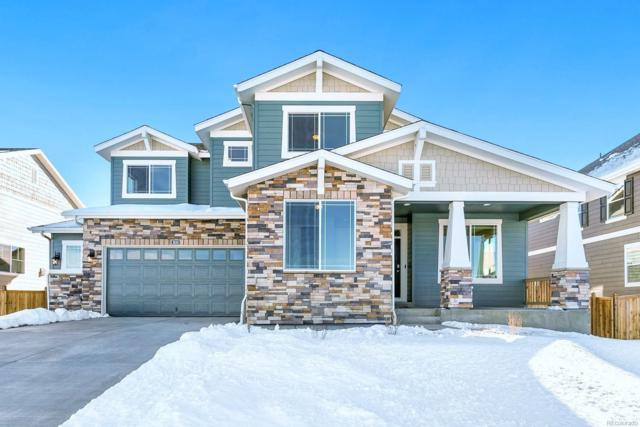 1826 Wingfeather Lane, Castle Rock, CO 80108 (MLS #3499567) :: Bliss Realty Group