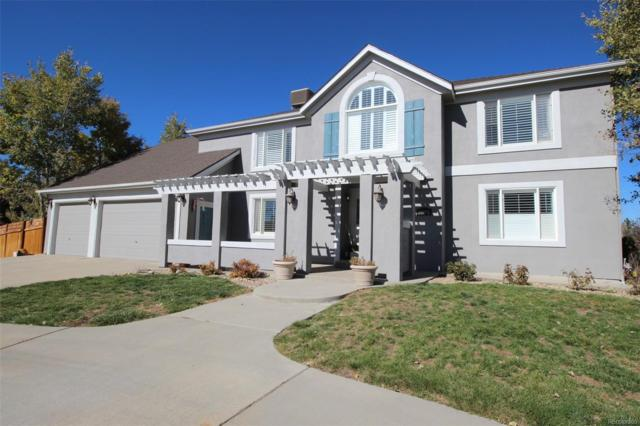 14091 W 63rd Place, Arvada, CO 80004 (#3513443) :: Sellstate Realty Pros