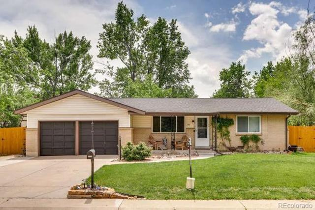 8110 W Evans Place, Lakewood, CO 80227 (#3517986) :: Sellstate Realty Pros