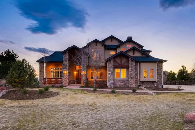 9349 Windhaven Drive, Parker, CO 80134 (#3518839) :: Wisdom Real Estate