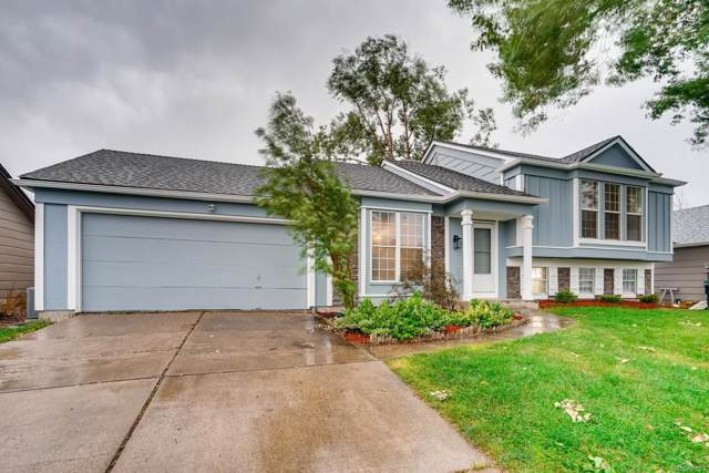 5850 S Perth Place, Centennial, CO 80015 (MLS #3536183) :: 8z Real Estate