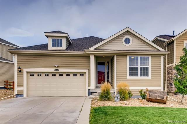 18279 W 85th Drive, Arvada, CO 80007 (#3536826) :: The DeGrood Team