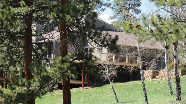 9053 Gray Fox Drive, Evergreen, CO 80439 (MLS #3540445) :: Kittle Real Estate