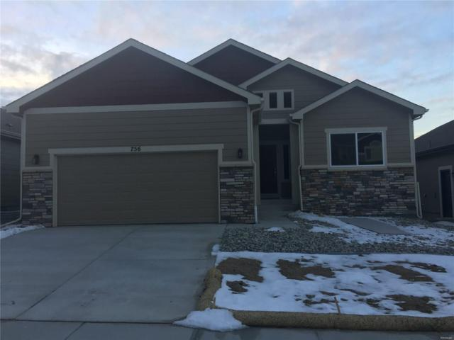 756 Tailings Drive, Monument, CO 80132 (MLS #3540693) :: 8z Real Estate