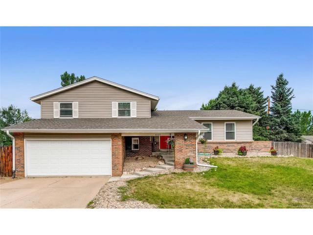 8107 S Dover Street, Littleton, CO 80128 (MLS #3547377) :: 8z Real Estate