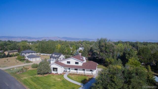 8063 Meadowlake Road, Niwot, CO 80503 (MLS #3548045) :: 8z Real Estate