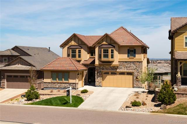 10821 Timberdash Avenue, Highlands Ranch, CO 80126 (#3548841) :: The Gilbert Group