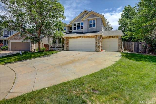 4796 S Cathay Court, Aurora, CO 80015 (#3567430) :: The Colorado Foothills Team | Berkshire Hathaway Elevated Living Real Estate