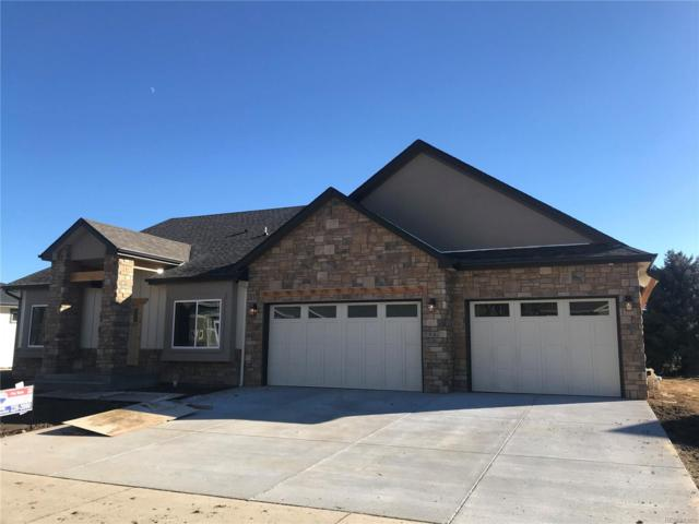 740 Deer Meadow Drive, Loveland, CO 80537 (#3571734) :: The City and Mountains Group