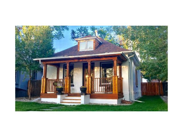 1140 S University Boulevard, Denver, CO 80210 (MLS #3580420) :: 8z Real Estate