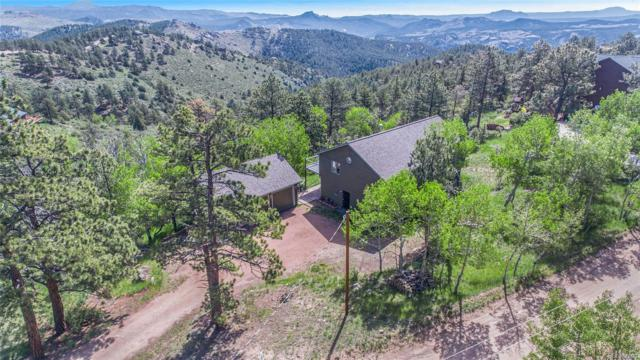 134 Eagle Trail, Bailey, CO 80421 (MLS #3581260) :: Bliss Realty Group