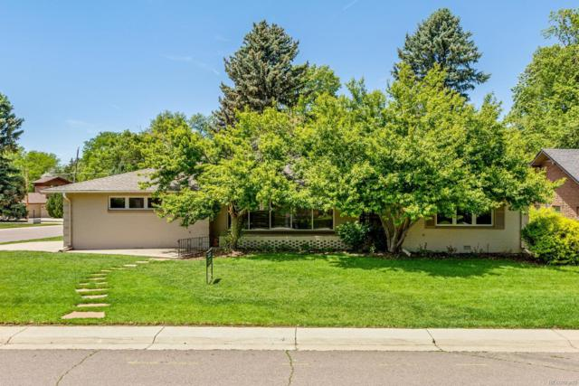 3187 S Dallas Court, Denver, CO 80210 (#3618506) :: The Heyl Group at Keller Williams