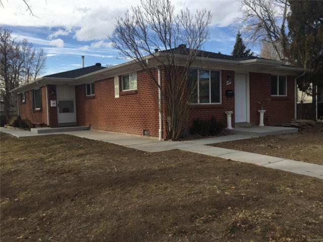 2495 S Race Street, Denver, CO 80210 (#3631052) :: Wisdom Real Estate