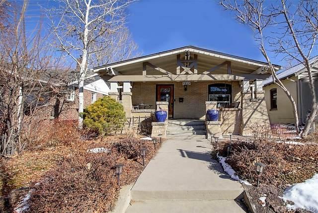 1012 Harrison Street, Denver, CO 80206 (MLS #3640288) :: Wheelhouse Realty
