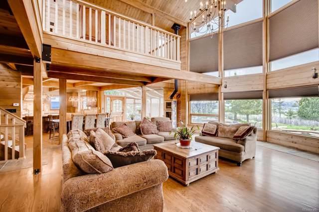 729 Coronado Drive, Sedalia, CO 80135 (MLS #3667417) :: 8z Real Estate