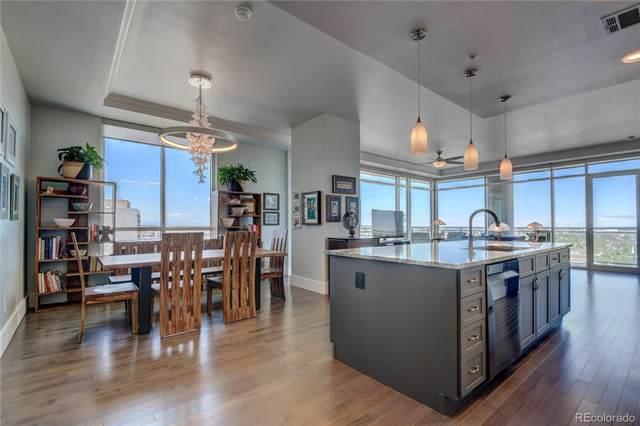 2001 Lincoln Street #1821, Denver, CO 80202 (#3672494) :: Wisdom Real Estate