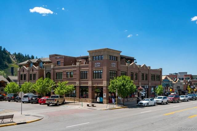 601 Lincoln Avenue R-2D, Steamboat Springs, CO 80487 (#3677179) :: The Artisan Group at Keller Williams Premier Realty