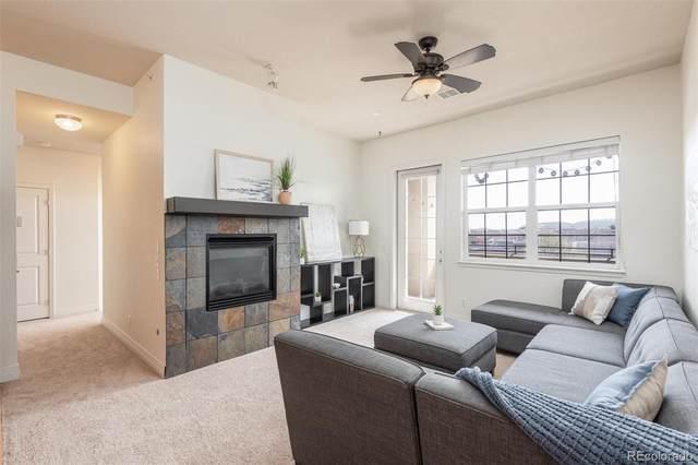 199 Quebec Street L, Denver, CO 80220 (#3677983) :: Wisdom Real Estate