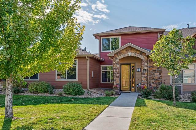 8571 Gold Peak Drive F, Highlands Ranch, CO 80130 (#3702283) :: The DeGrood Team