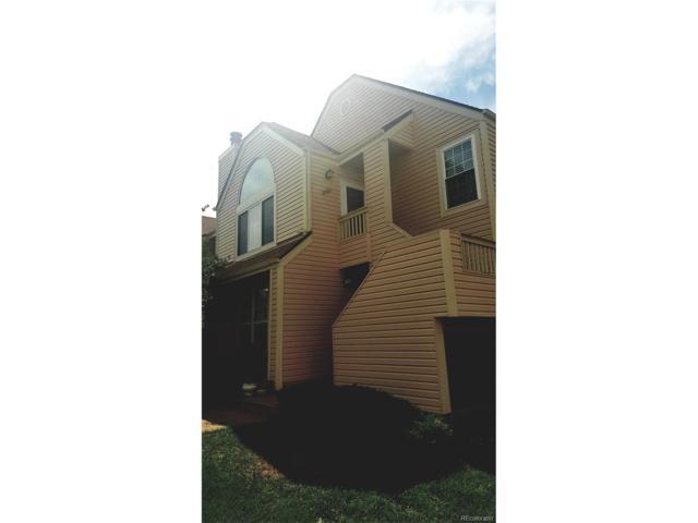 989 S Miller Street #201, Lakewood, CO 80226 (MLS #3704114) :: 8z Real Estate