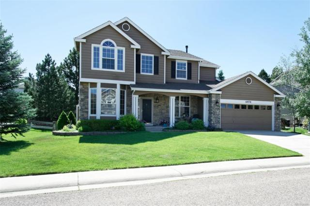 6970 Welford Place, Castle Pines, CO 80108 (#3705394) :: Bring Home Denver