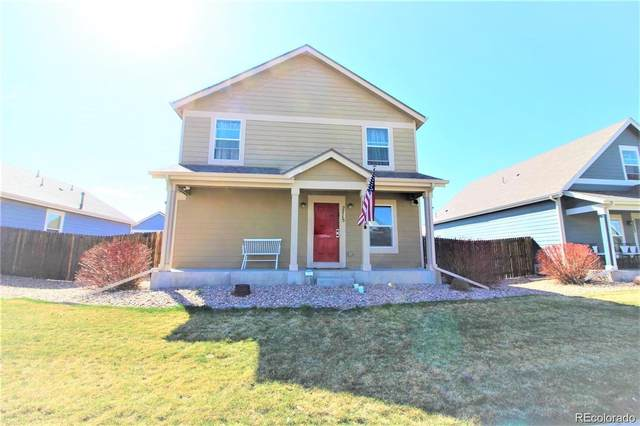 2715 Rose Hill Street, Strasburg, CO 80136 (#3730801) :: The Dixon Group