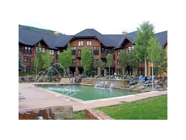 172 Beeler Place #115, Copper Mountain, CO 80443 (MLS #3768602) :: 8z Real Estate
