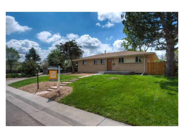 2392 E Long Avenue, Centennial, CO 80122 (MLS #3776975) :: 8z Real Estate