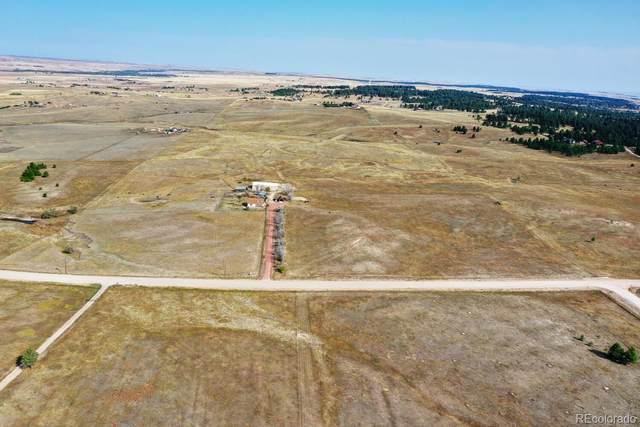 11871 County Road 118, Kiowa, CO 80117 (MLS #3810762) :: Bliss Realty Group