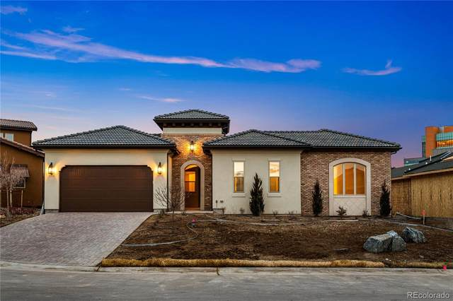 9328 E Winding Hill Avenue, Lone Tree, CO 80124 (#3810893) :: The HomeSmiths Team - Keller Williams