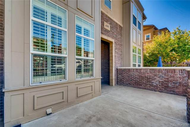 695 Bristle Pine Circle B, Highlands Ranch, CO 80129 (#3825696) :: Mile High Luxury Real Estate