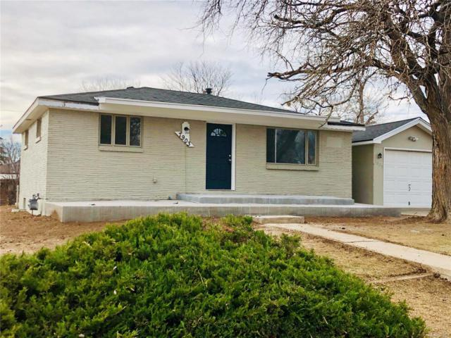 7903 Sherman Way, Denver, CO 80221 (#3828989) :: HomePopper