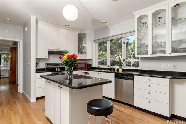 201 N Fairfax Street, Denver, CO 80220 (MLS #3829297) :: 8z Real Estate