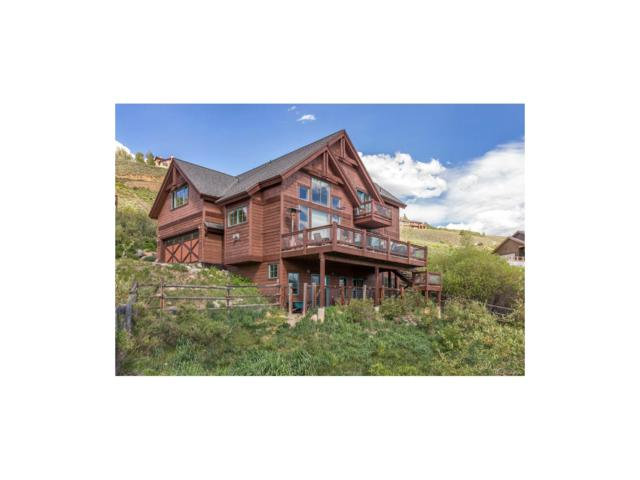 127 Hillside Drive, Silverthorne, CO 80498 (MLS #3831595) :: 8z Real Estate