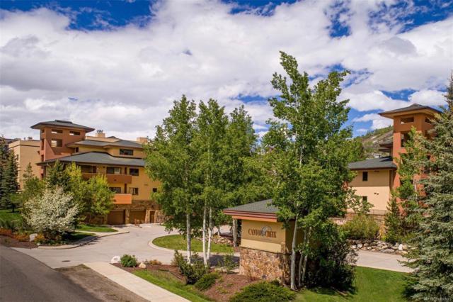 2720 Eagleridge Drive #206, Steamboat Springs, CO 80487 (#3833949) :: House Hunters Colorado