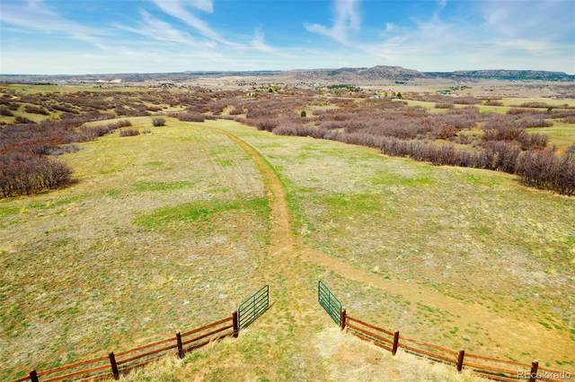 5165 Bears Den Trail, Sedalia, CO 80135 (#3840456) :: The Colorado Foothills Team | Berkshire Hathaway Elevated Living Real Estate