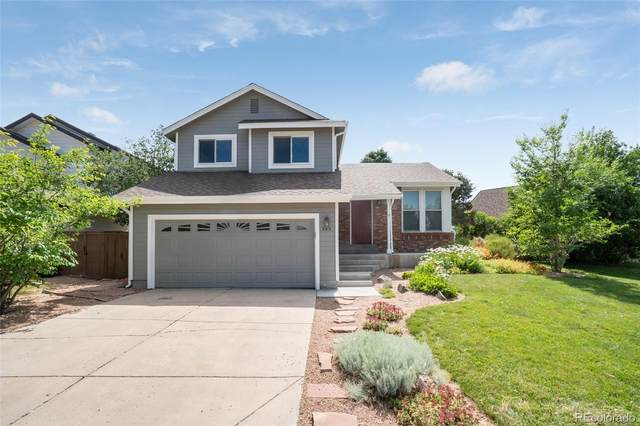 832 Thames Street, Highlands Ranch, CO 80126 (#3857750) :: The HomeSmiths Team - Keller Williams